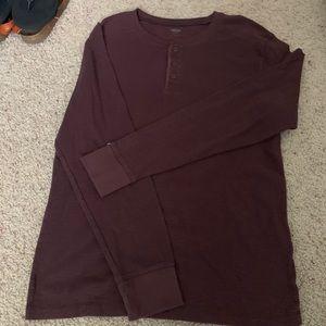 2 Old Navy Thermal Shirts